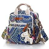 b677e06c0a 2 · Quality Canvas Designer Organizer Mini Fashion Multi-function Baby  Nappy Changing Bag Tote Messenger