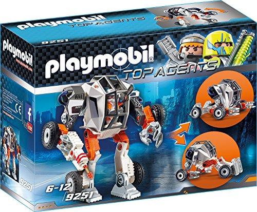 Playmobil 9251 - Agent T.E.C.\'s Mech