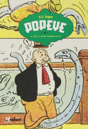Descargar Libro Libro Popeye 3: ¡Le toca a usted pelearse con él! de E.C. Segar