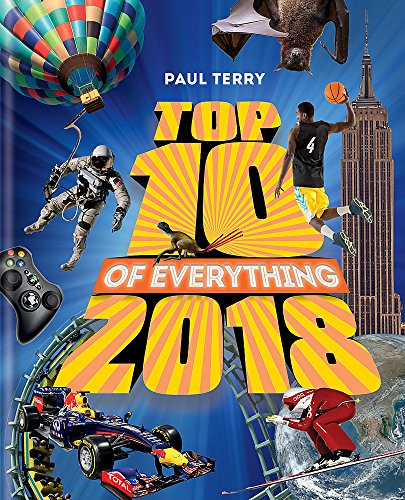 Top 10 of Everything 2018 por Paul Terry