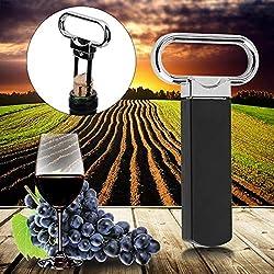 Ouvreur de vin portable - 1Pc Creative Handheld Économie de travail Bouteille de vin en liège pour la maison Bar Club Party Use New