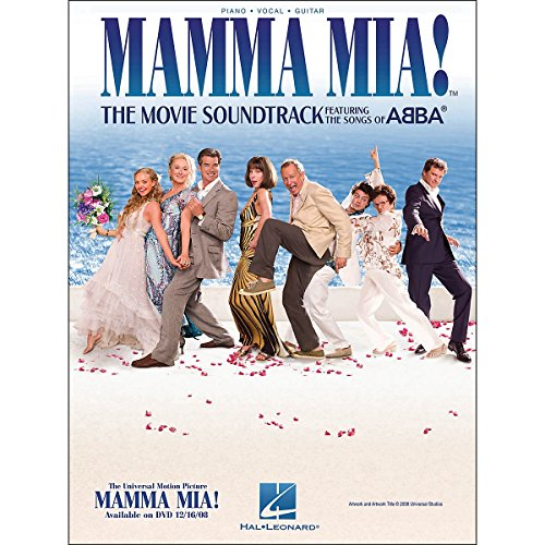 Mamma Mia!: The Movie Soundtrack Featuring The Songs Of Abba. Für Klavier,...