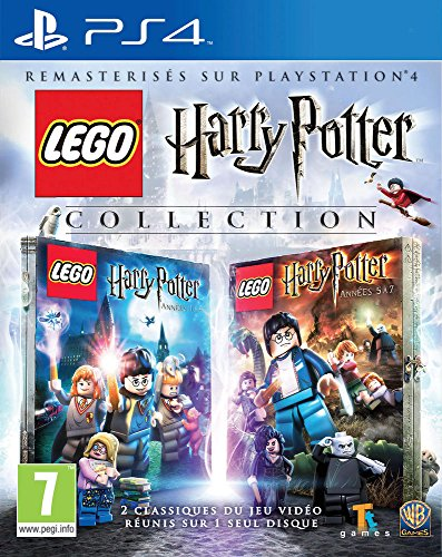 Warner Bros Lego Harry Potter Collection, PS4 Basic PlayStation 4 Inglese, Francese videogioco