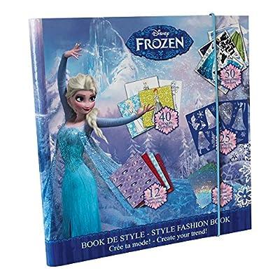 Disney Frozen - Cuaderno para colorear Disney Frozen (DARP-CFRO101) de mar-roc