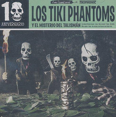 Los Tiki Phantoms Y El Misterio Del Talisman [Vinilo]