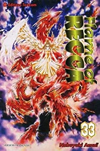 Flame of Recca Edition simple Tome 33