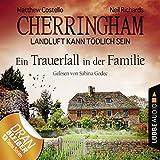 Buchinformationen und Rezensionen zu Ein Trauerfall in der Familie: Cherringham - Landluft kann tödlich sein 24 von Matthew Costello