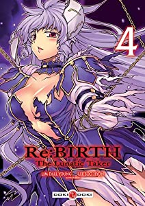 Re:Birth The Lunatic Taker Edition simple Tome 4