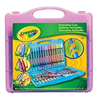 Crayola Twistables Crayons Case (Case Colour May Vary)