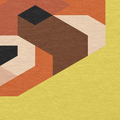 Texlab–Simple Paws–sacchetto di stoffa Gelb