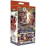 Marvel - Dice Master, set de inicio para 2 jugadores Civil War (Wizkids/Neca LLC BGDMCWST)