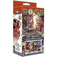 Marvel Dice Master, set de inicio para 2 jugadores Civil War (Wizkids/Neca LLC BGDMCWST)