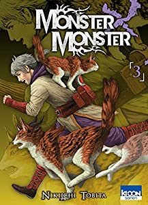 Monster x Monster Edition simple Tome 3