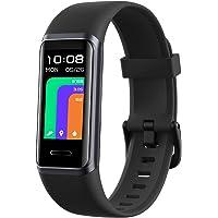 YAMAY Fitnessuhr für Damen Herren,1.05 Zoll Touch-Farbdisplay Fitness Tracker,Smartwatch mit Alexa Integriert…