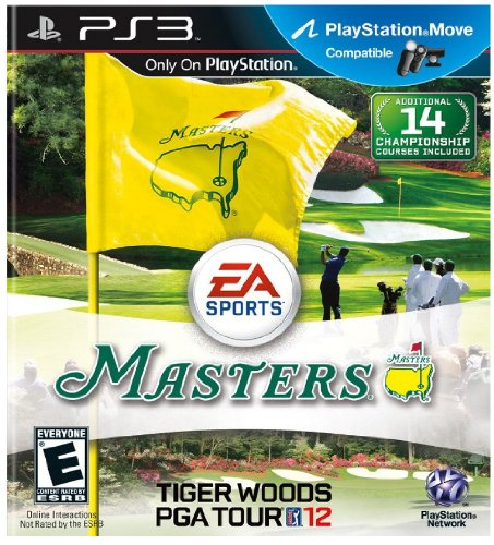 [UK-Import]Tiger Woods PGA Tour 12 The Masters Game (Move Compatible) PS3