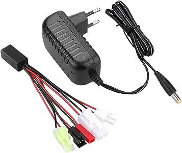 Netzteil RC Modellbau Lader 12//220V 200 Watt Ladegerät inkl
