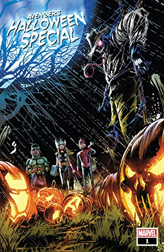 Avengers Halloween Special (2018) #1 (Avengers (2018-)) (English Edition)