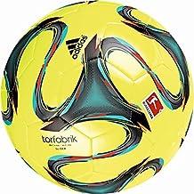 Adidas Football Torfabrik Bundesliga 2014-2015 Glider yellow [Size 5]