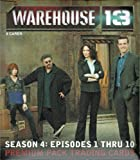 Warehouse 13 Season 4 Factory Sealed Premium Pack Trading Cards with Autograph by Warehouse 13