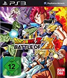 Dragon Ball Z: Battle of Z D1 Edition - [PlayStation 3]