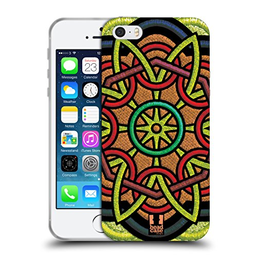 Head Case Designs Occhio Icone Dellantico Egitto Cover Retro Rigida per Apple iPhone 7 Plus / 8 Plus Cerchio