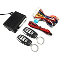 Auto Electronic Accessories Anti-Theft Device Central Lock Dart Hawk Alarm