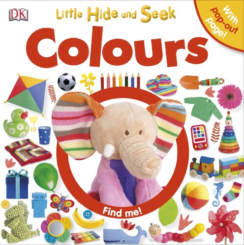 Little Hide and Seek Colours