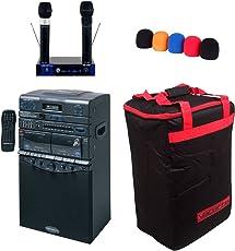 VocoPro DVD-DUET PRO II Home Karaoke System
