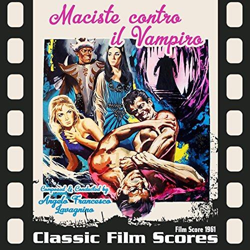 Maciste contro il Vampiro (Film Score 1961) (Vampiri Film)