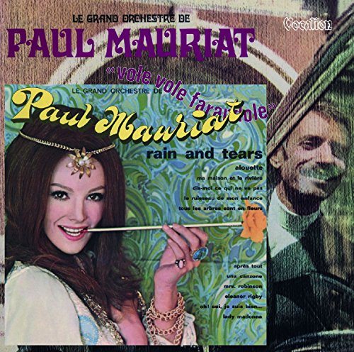 Mauriat-cd Paul (Rain and Tears & Vole Vole Farandole)