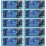 amazingdeal36524V de 1canal módulo de relé Shield Optocouple Junta para PIC AVR DSP Ar (10pcs)