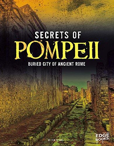 Secrets Of Pompeii (archaeological Mysteries) por Tim O'shei epub