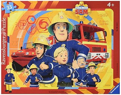 Preisvergleich Produktbild Ravensburger 06114 - Sam, der Feuerwehrmann