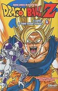 Dragon Ball Z Edition simple Cycle 3 - Le Super Saïyen/Freezer - Tome 4