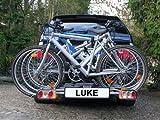 EUFAB 11514 Anhängerkupplungs-Fahrradträger - 2