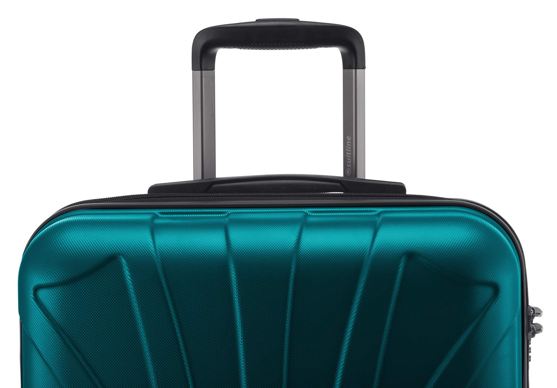 SUITLINE-Suitline-3er-Koffer-Set-Trolley-Set-Rollkoffer-Hartschalen-Koffer-Reisekoffer-TSA-S-M-L-Koffer-Set-76-cm