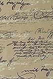 Sciarpa di occhiello SCRIPTUM 245x146 - Marrone, 245x146