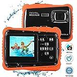 CYNDIE 12 MP 2 Zoll LCD Display Kinder HD Digitale Unterwasserkamera 3 m Wasserdicht Action Kamera Camcorder Gute Qualität