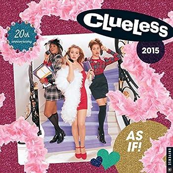 Clueless 2015 Wall Calendar