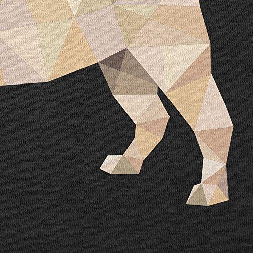 Texlab–Poly Pug–sacchetto di stoffa Nero