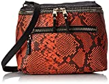 Ash Sasha Cross Body Bag, Orange/Black, ...