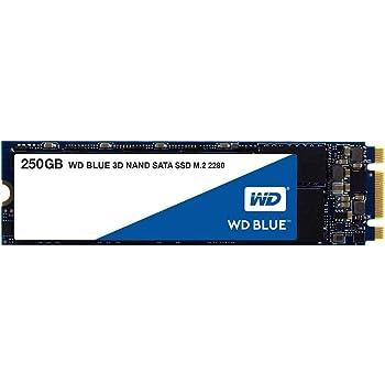 WD Blue 3D NAND SATA SSD Unità allo Stato Solido Interna M.2, 250 GB