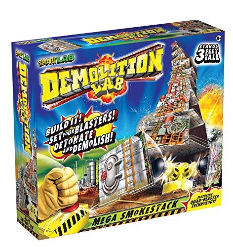tion Lab: Mega schornsteinkapitalismus (Demolition Lab)
