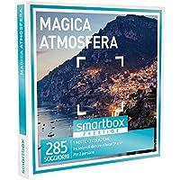 Smartbox Cofanetto Regalo - MAGICA ATMOSFERA - 270 soggiorni esclusivi in incantevoli dimore e hotel 3* e 4*