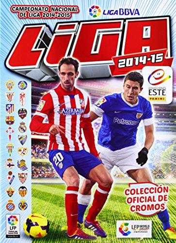 album-liga-bbva-coleccion-oficial-de-cromos-2014-2015