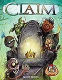 White Goblin Games Claim 1 - Juego de Tablero