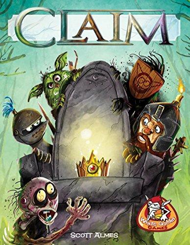 White Goblin Games WGG1705 - Claim (Goblins Spiel)