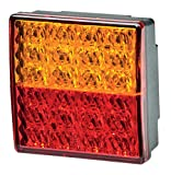 HELLA 2SD 357 029-001 Heckleuchte, 12V, LED