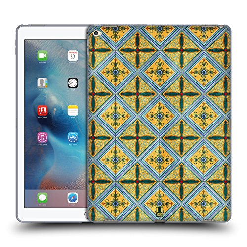 61 p9Xi%2BG5L - NO.1 BEAUTY# Head Case Designs Ceramic Arabesque Pattern Soft Gel Case for Apple iPad Pro 12.9 Reviews  Best Buy price