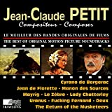 Jean-Claude Petit - Le Meilleur Des Bandes Originales De Films [Import anglais]